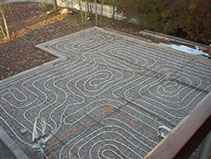 Radiant Floor Heat for Garage, Heating Services, Jeff's Plumbing-Master Plumber and Heating Specialist